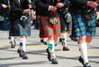 scottish marching band