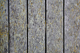 old wood boards background poster