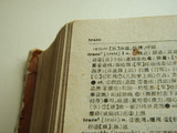 chinese english dictionary poster