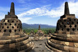 indonesia, java: borobudur