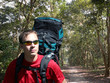 backpacking in the chitwan