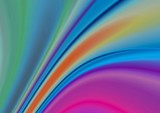 multicolor background poster