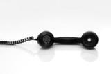 old phone speaker poster