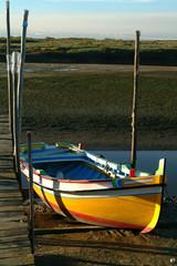 boat in pier