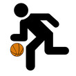 simple sportsman, basketball
