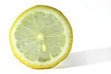 slice of lemon poster