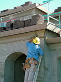 plastering, stucco poster