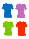 t- shirts 6 poster