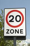 maximum speed warning poster