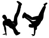 hiphop dancers 1 poster