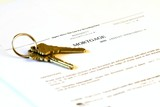 mortgage and keys poster