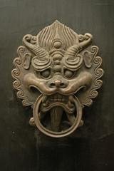 chinese door knob