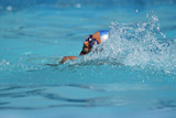 swimmer poster