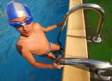 swimmer2 poster