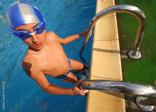 poster of swimmer2
