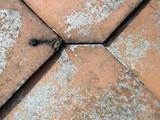 eternit asbestos old tiles poster