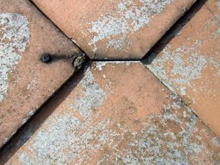 eternit asbestos old tiles