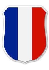 frankreich landesfarben symbol