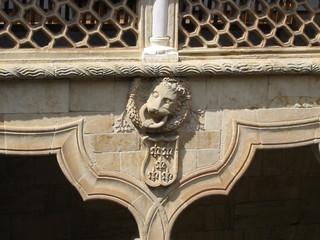 façade à salamanque