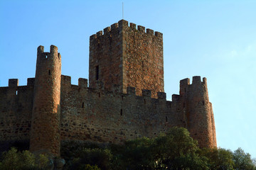 very old castle