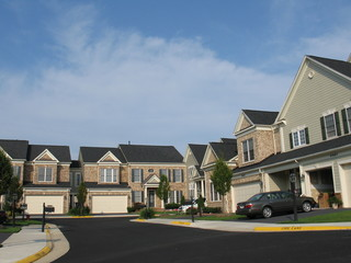 american homes culdesac 2