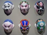 peking opera mask poster