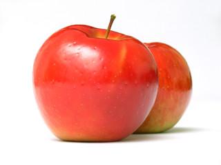 manzana fuego
