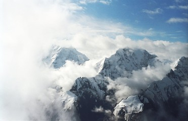 tan-shan mountains