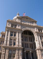 capitol of texas entrance