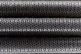 macro texture - household - razor foil poster