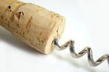 cork closeup poster