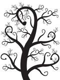 fantastic tree poster