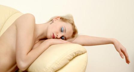 relax nude women