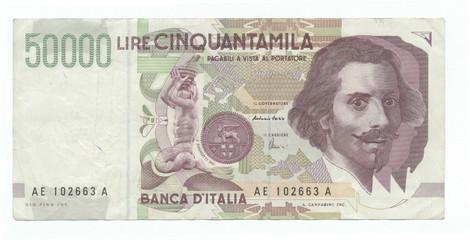 50000 lira