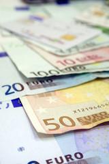 euro billls