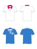 blank shirts poster
