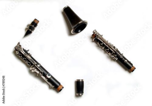 partes de un clarinete