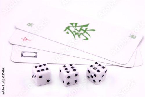 chinese mahjong game