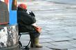 homeless i