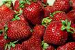 pile of ripe strawberries
