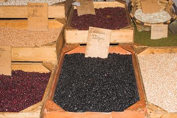 mercado de legumbres