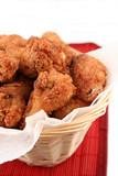 fried chicken 3 poster