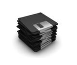 floppy disks poster