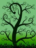 fantastic tree 6 poster