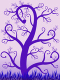 fantastic tree 10 poster