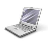 generic laptop poster