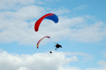a series paraplanes 08