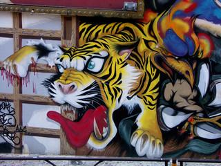 tokyo urban art