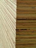 plywood, lumber, poster