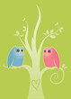 roleta: lovebirds